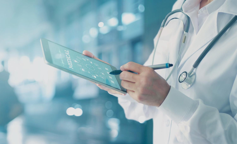 A transformação tecnológica na área da saúde